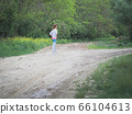 Young Female Forest Runner 66104613