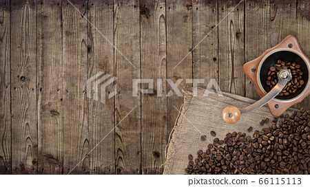靈感來自咖啡館的材料 66115113