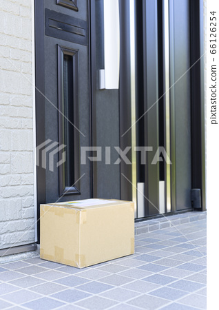 Products that arrive at the entrance (delivery) 66126254