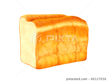 One loaf of bread-plain fluffy 66127056