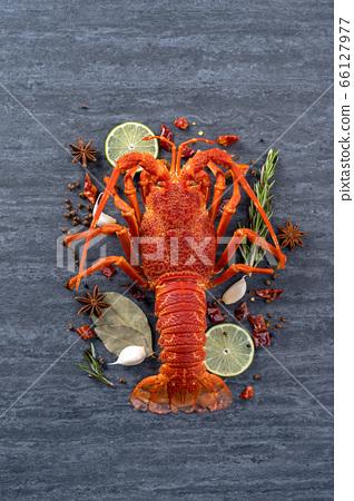 蜻蜓餐廳藪勮拼板煮龍蝦 66127977