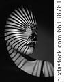 Fashion portrait 66138781