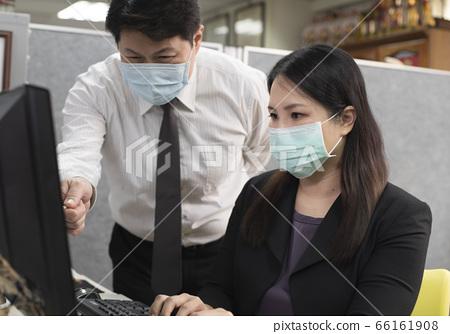 辦公室防疫打電腦 66161908