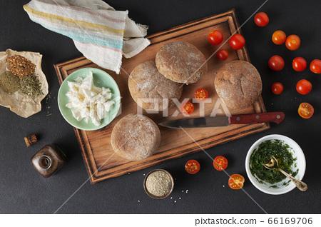 brioche, butternut squash, bruschetta, low carb 66169706