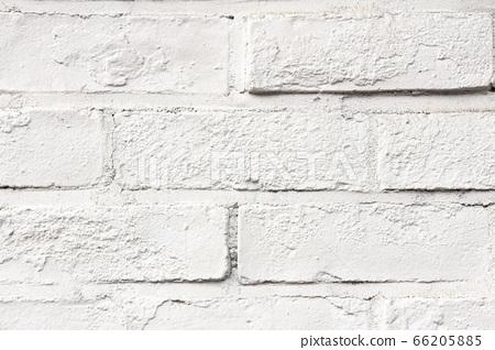 카피스페이스가 있는 벽돌로 된 벽 사진 66205885