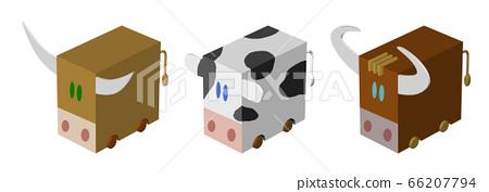 箱牛의 일러스트 66207794