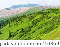 夏天在Shibutoge和Shirane山清晨 66210869