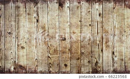 舊木材紋理材料 66223568