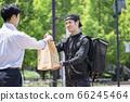接受午餐的商人 66245464