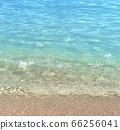 透明的沙灘 66256041