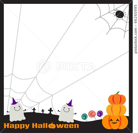 Halloween ghost, Halloween, pumpkin, spider web, pumpkin 66260995