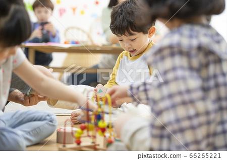 生活方式,男孩,女孩,幼儿园 66265221