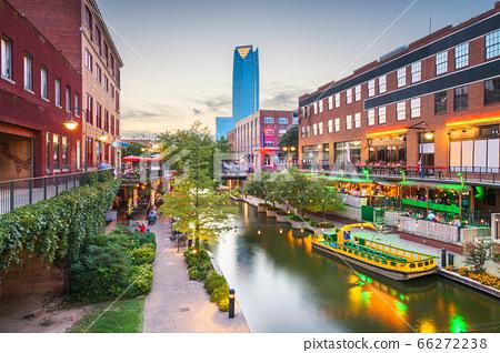 Bricktown, Oklahoma City, Oklahoma, USA 66272238