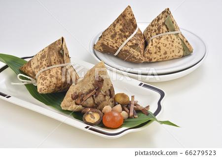 中國習俗,端午節節慶好吃的傳統粽子 66279523