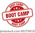 boot camp stamp. boot camp round grunge sign. 66279919