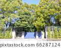 高輪御所住宅的正門(千戶臨時宮殿/前高松宮住宅) 66287124