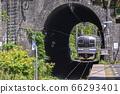 日本遺產的七g隧道[JR橫須賀線E217系列]田浦站 66293401