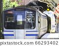 JR橫須賀線E217系列從田浦站出發[田浦隧道] 66293402