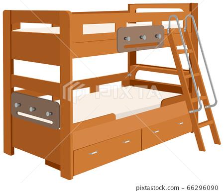 雙層床 66296090