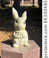 出雲大社的兔子雕像 66300485