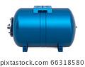 Blue Pressure Tank Vessel Expansion 66318580