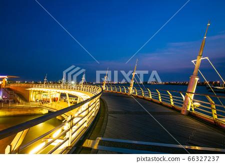 臺灣高雄茄萣情人碼頭Asia Taiwan Kaohsiung Terminal 66327237