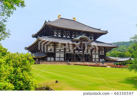 Nara Todaiji Temple of Great Buddha 66330597