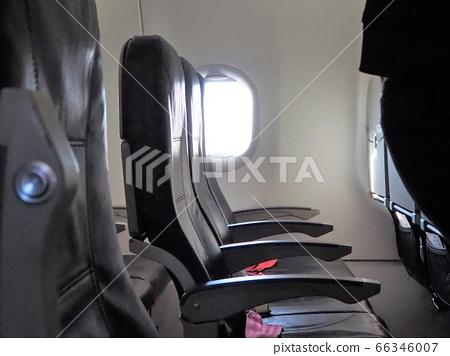 air plane, seat, pew 66346007