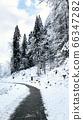 Walkway hiking epic mountain outdoor adventure to 66347282