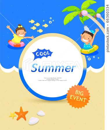 여름배경015 66360334