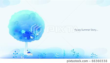 여름배경010 66360338