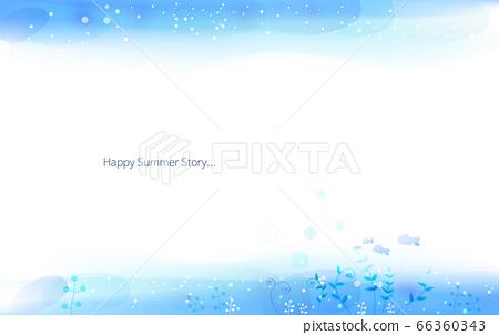 夏天背景007 66360343