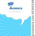 夏天背景001 66360348