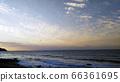 黃昏的海邊 66361695