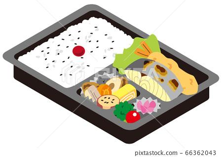 烤沙丁魚午餐外賣 66362043
