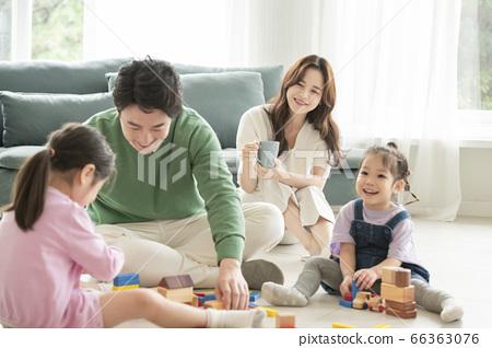 生活方式,養育子女 66363076