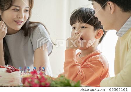 派對,家庭 66363161