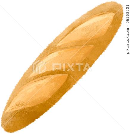美味的法式麵包 66368301