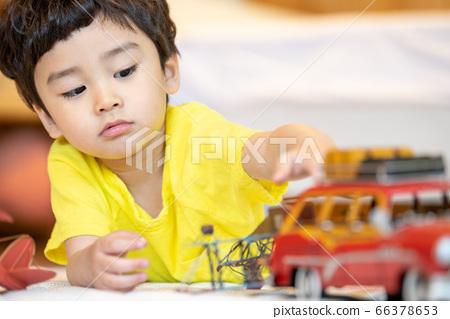 兒童生活方式玩幼兒園 66378653