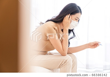 少妇病病被宠坏的床卧室人材料 66386142