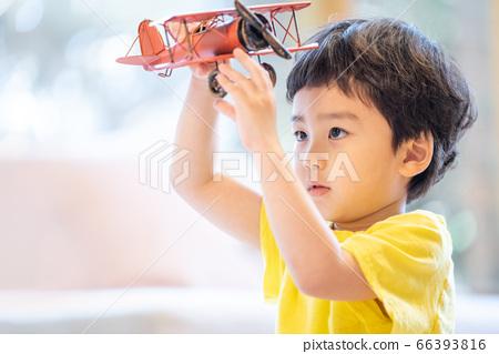 兒童生活方式玩幼兒園 66393816