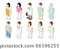 Medical staff (doctors, nurses, comedic, etc.) 66396255