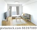 一室公寓 66397089
