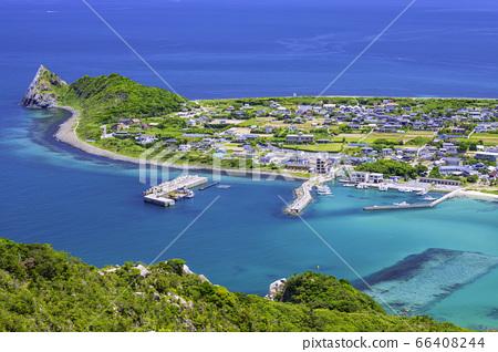 來自福岡縣城島市立石山的城島美景 66408244