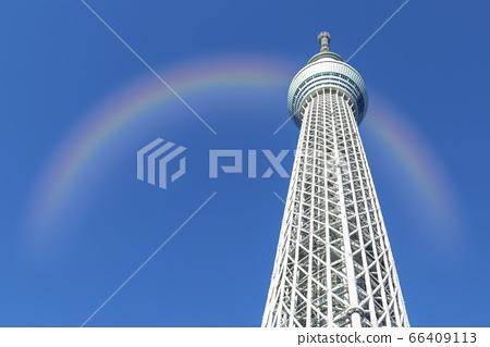 東京晴空塔和彩虹複合 66409113