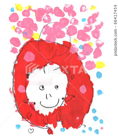 Child's drawing 66417454