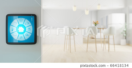Smart home or building, Home automation or 66418134