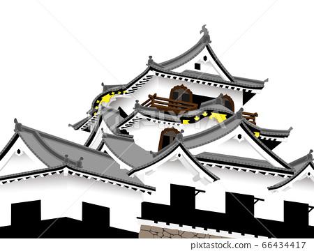 Takamori Hikone castle 66434417