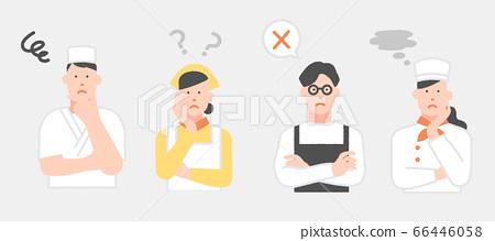 在食品和飲料行業工作的負面人士 66446058