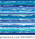 vector seamless illustration of colored striped pattern in grunge style 66446653